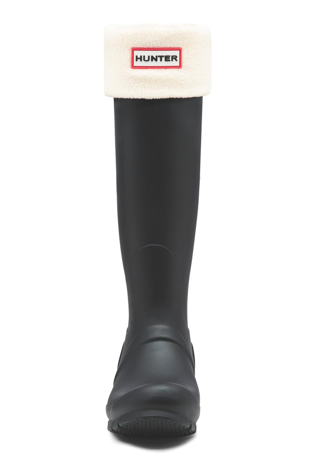 Hunter Fleece Boot Sock - Side Cropped Image