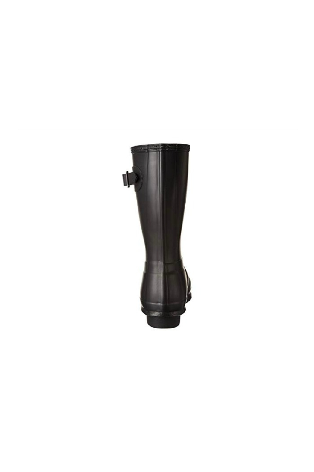 Hunter Boots HUNTER WOMEN ORIGINAL SHORT MATTE - Back Cropped Image