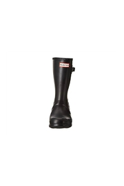 Hunter Boots HUNTER WOMEN ORIGINAL SHORT MATTE - Side cropped