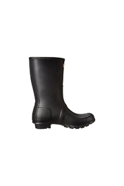 Hunter Boots HUNTER WOMEN ORIGINAL SHORT MATTE - Front cropped