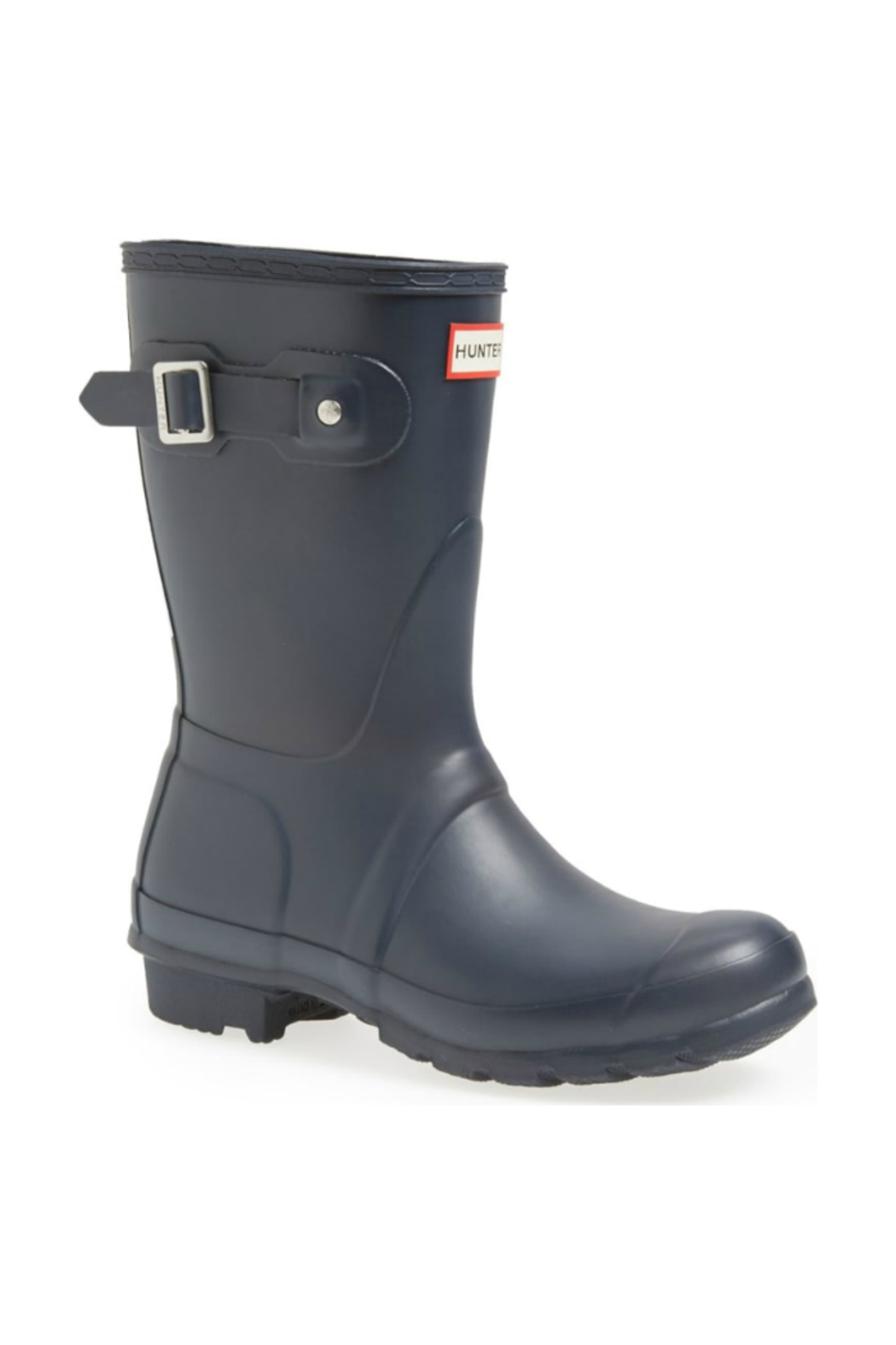 Hunter Boots HUNTER WOMEN ORIGINAL SHORT MATTE - Front Cropped Image