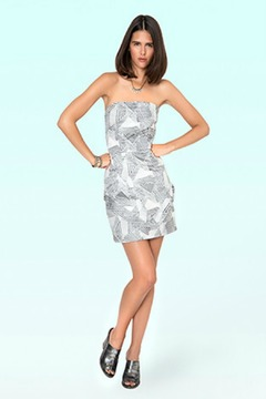 Shoptiques Product: Beverly Origami Dress