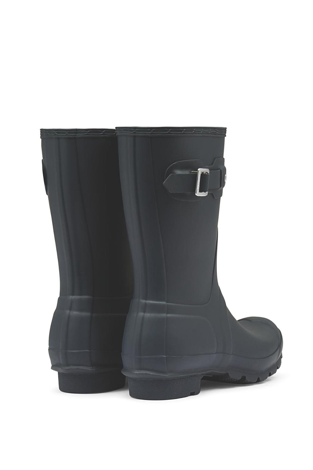 Hunter Boots Original Short Welly - Side Cropped Image