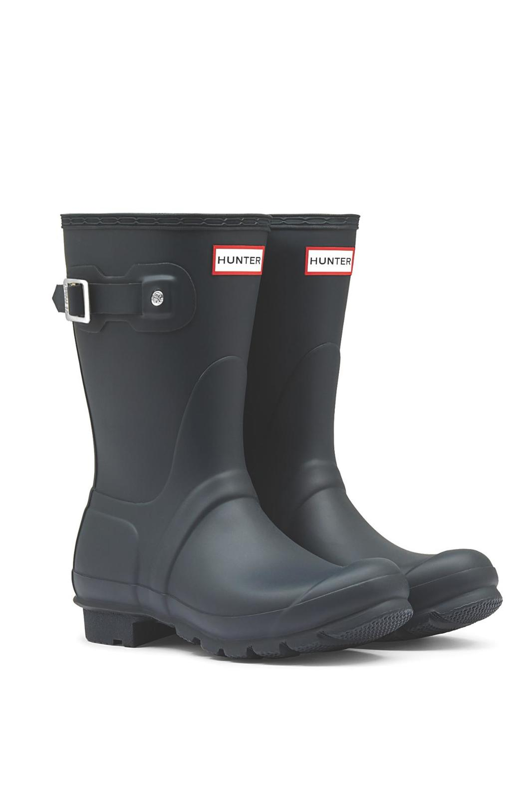 Hunter Boots Original Short Welly - Front Full Image