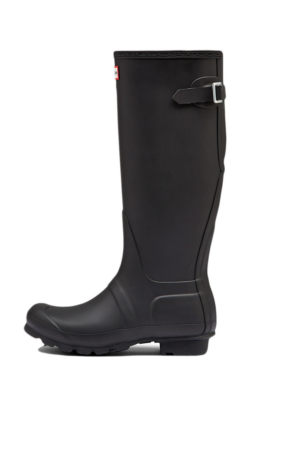 Hunter Boots Back Adjustable Welly - Front Cropped Image