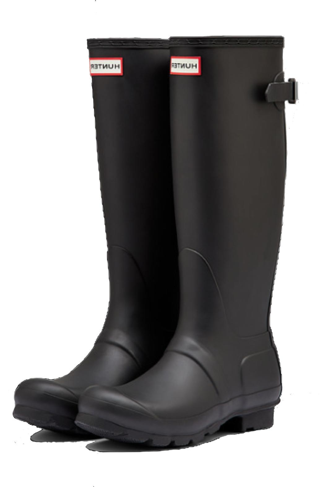 Hunter Boots Back Adjustable Welly - Main Image