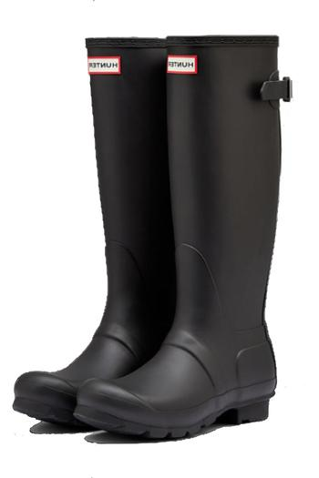 Shoptiques Product: Back Adjustable Welly - main