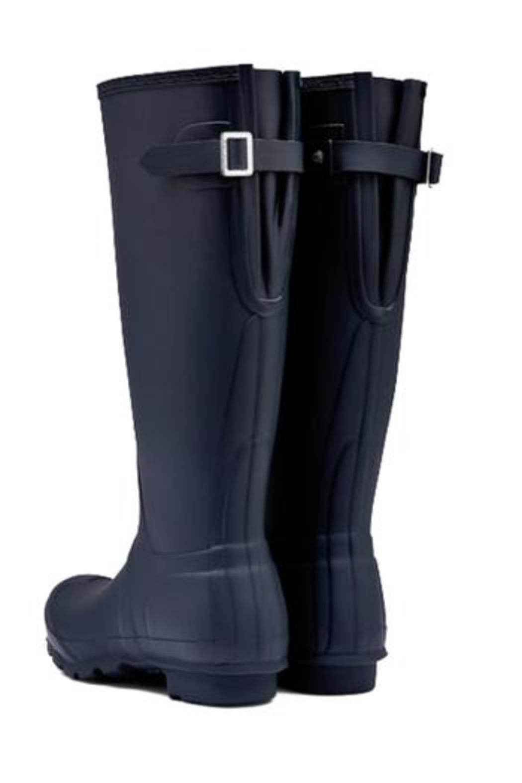 Hunter Boots Back Adjustable Welly - Front Full Image