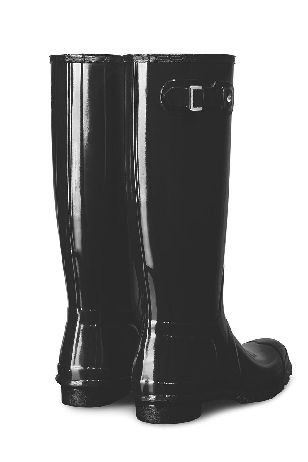 Hunter Boots Original Tall Welly - Side Cropped Image
