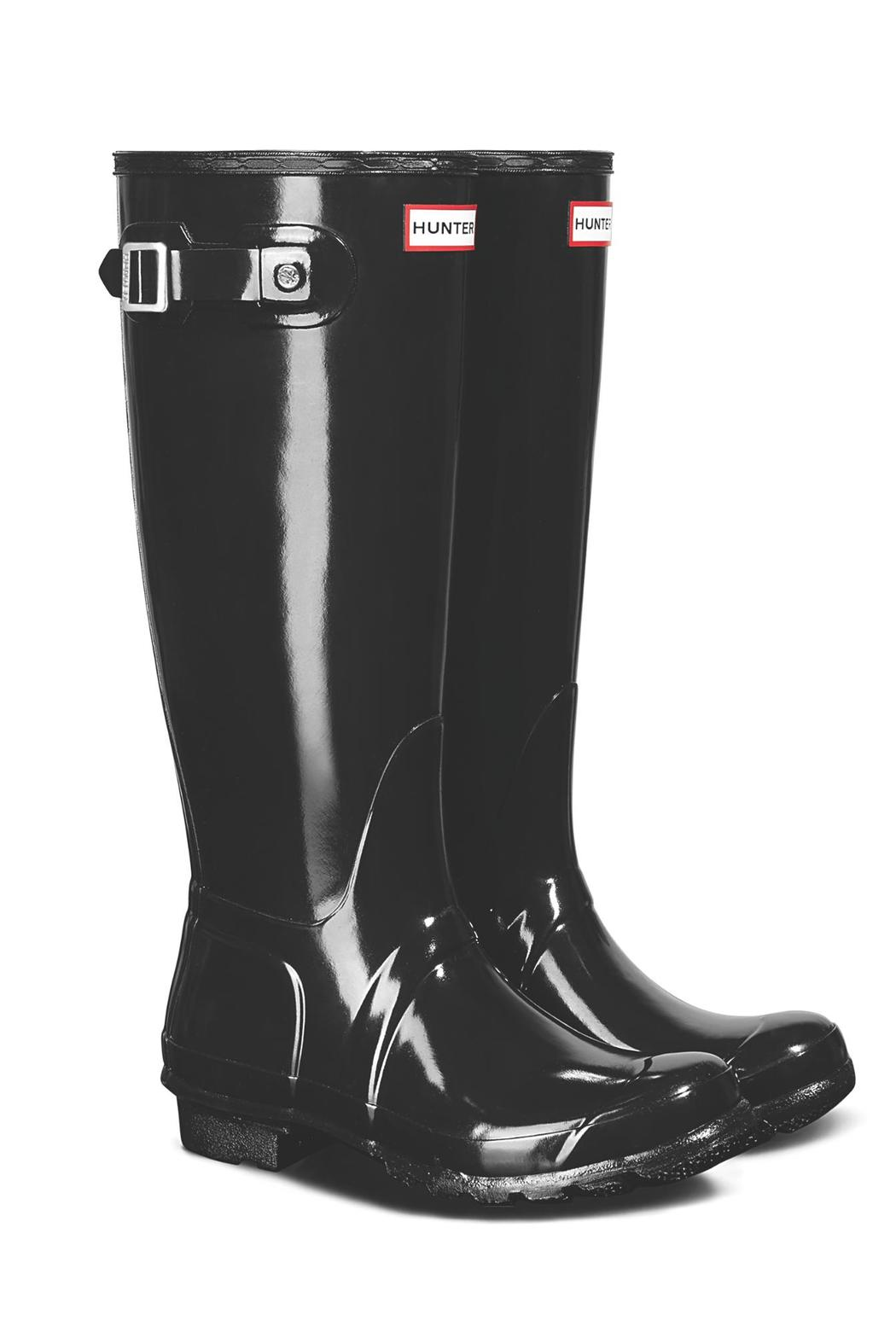 Hunter Boots Original Tall Welly - Front Full Image