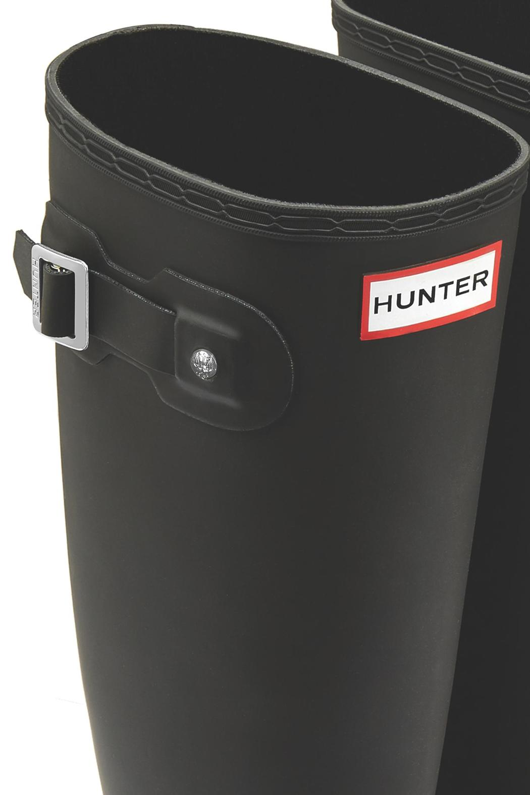 Hunter Boots Original Tall Welly - Back Cropped Image