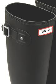 Hunter Boots Original Tall Welly - Back cropped