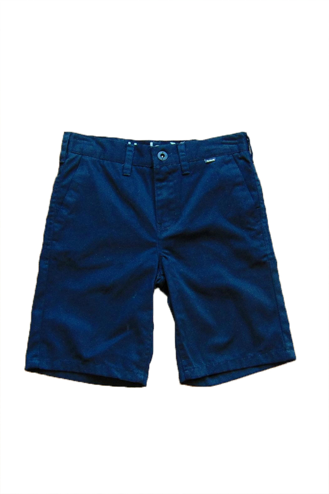 Hurley Blue Shorts - Front Cropped Image