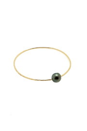 Hurricane Ltd. Custom Tahitian Pearl Bangle - Product Mini Image