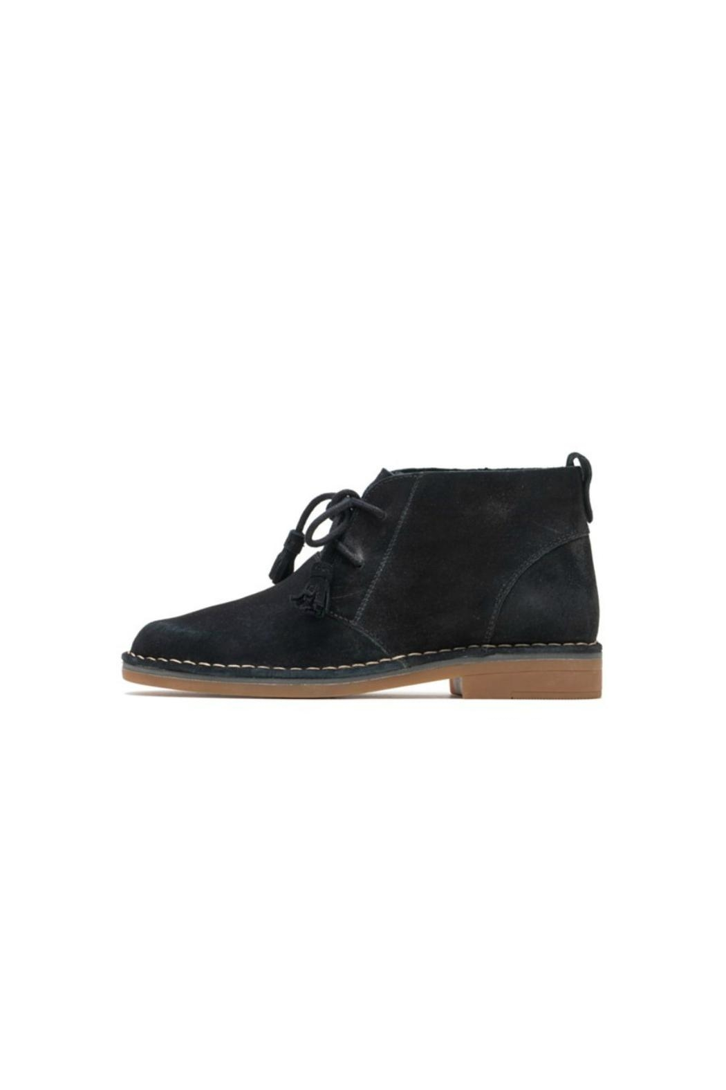 Hush Puppies Slippers Suede Bootie - Main Image