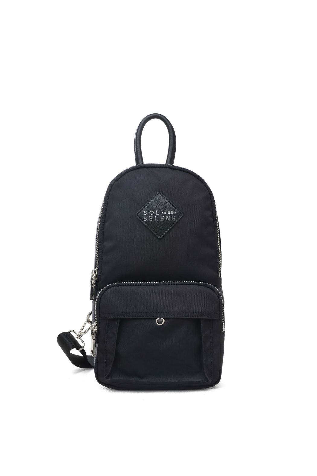 Sol and Selene Hustle Mini Backpack - Front Full Image