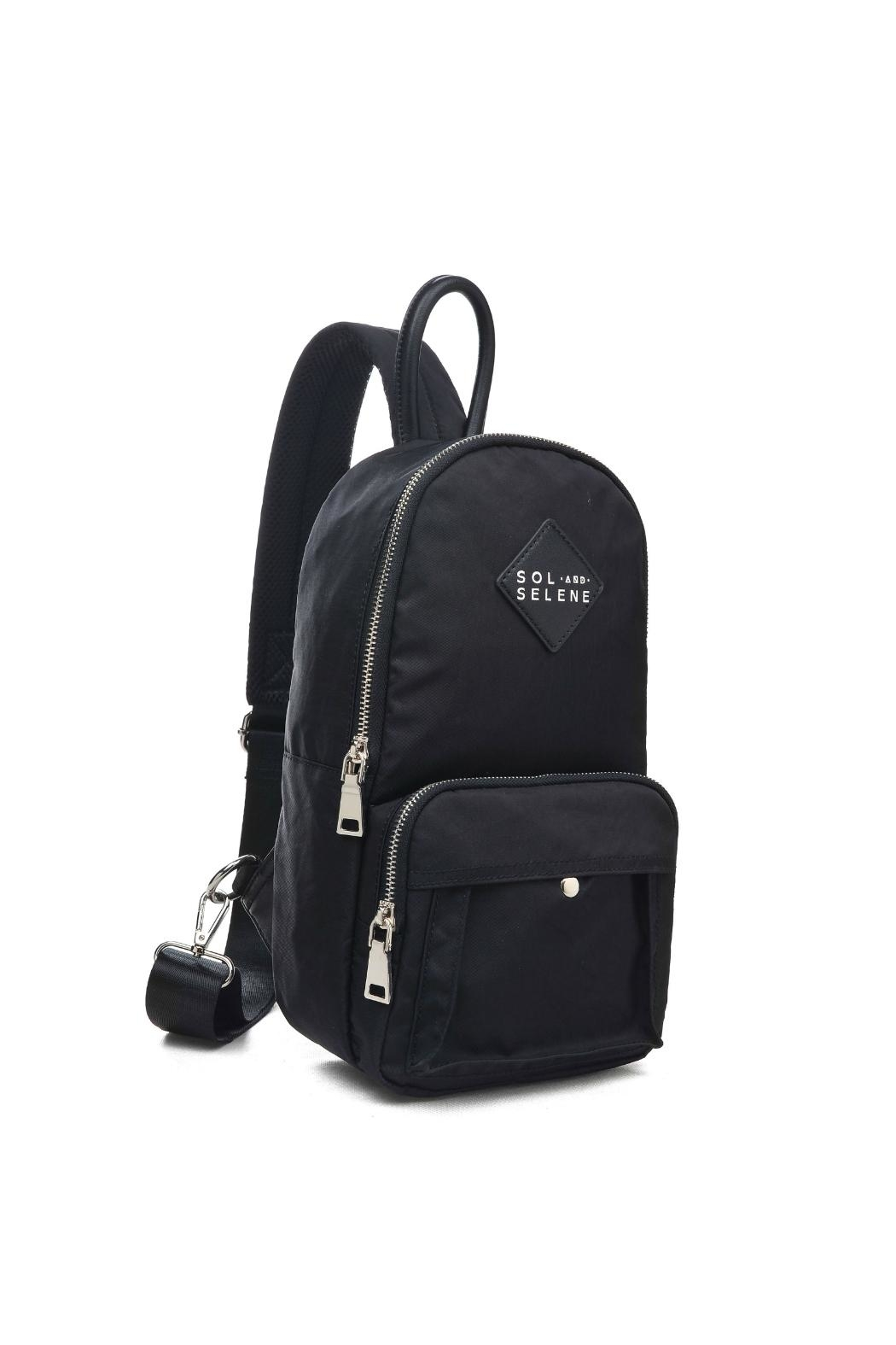 Sol and Selene Hustle Mini Backpack - Front Cropped Image