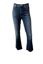 Mother Hustler Ankle Jeans - Product Mini Image