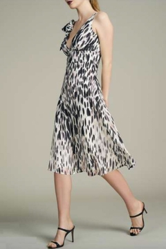 Shoptiques Product: Snow Leopard Dress