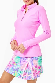 Lilly Pulitzer  Hutton Polo Top - Product Mini Image