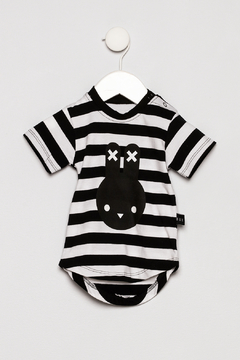 Huxbaby Stripe Bunny T Shirt - Product List Image