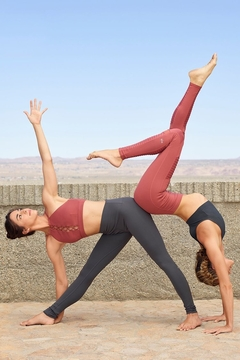Alo Yoga  HW Airbrush Legging - Alternate List Image