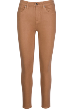 7 For all Mankind HW Ankle Skinny Faux - Product List Image