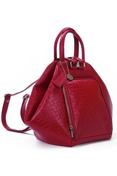 Shoptiques Product: Leather Backpack