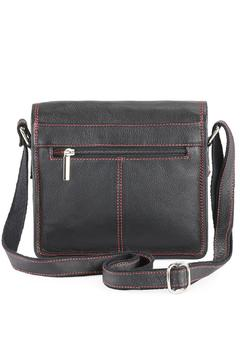 Hydestyle Small Leather Satchel - Alternate List Image