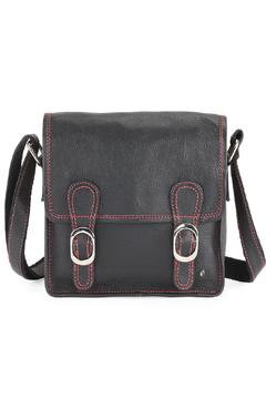 Shoptiques Product: Small Leather Satchel