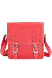 Hydestyle Small Leather Satchel - Product Mini Image