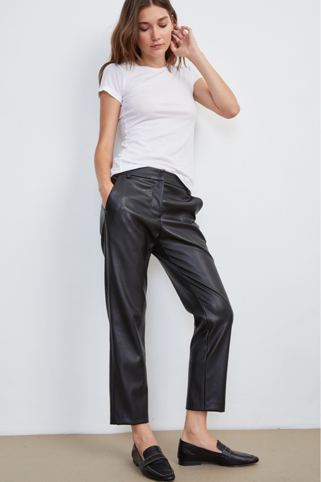 Velvet Hydie Pant - Front Cropped Image