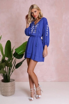 Lost in Lunar Hydra Tunic Dress - Product List Image