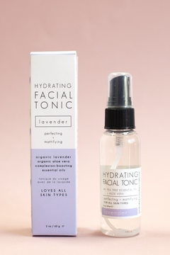 Honey Belle Skin Hydrating Facial Tonic - Alternate List Image