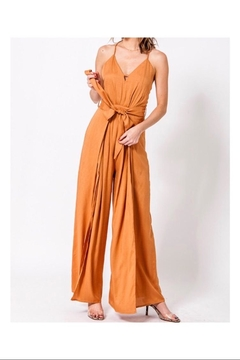 Shoptiques Product: Bare Back Jumpsuit