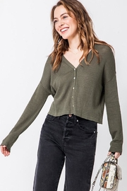 HYFVE Basic Button Up - Front cropped