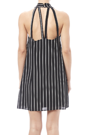 HYFVE Black And White Dress - Back cropped