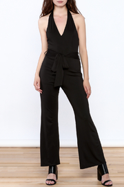 HYFVE Black Sleeveless Jumpsuit - Product Mini Image
