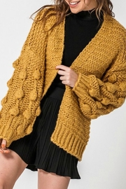 HYFVE Bobble Cardigan - Front cropped