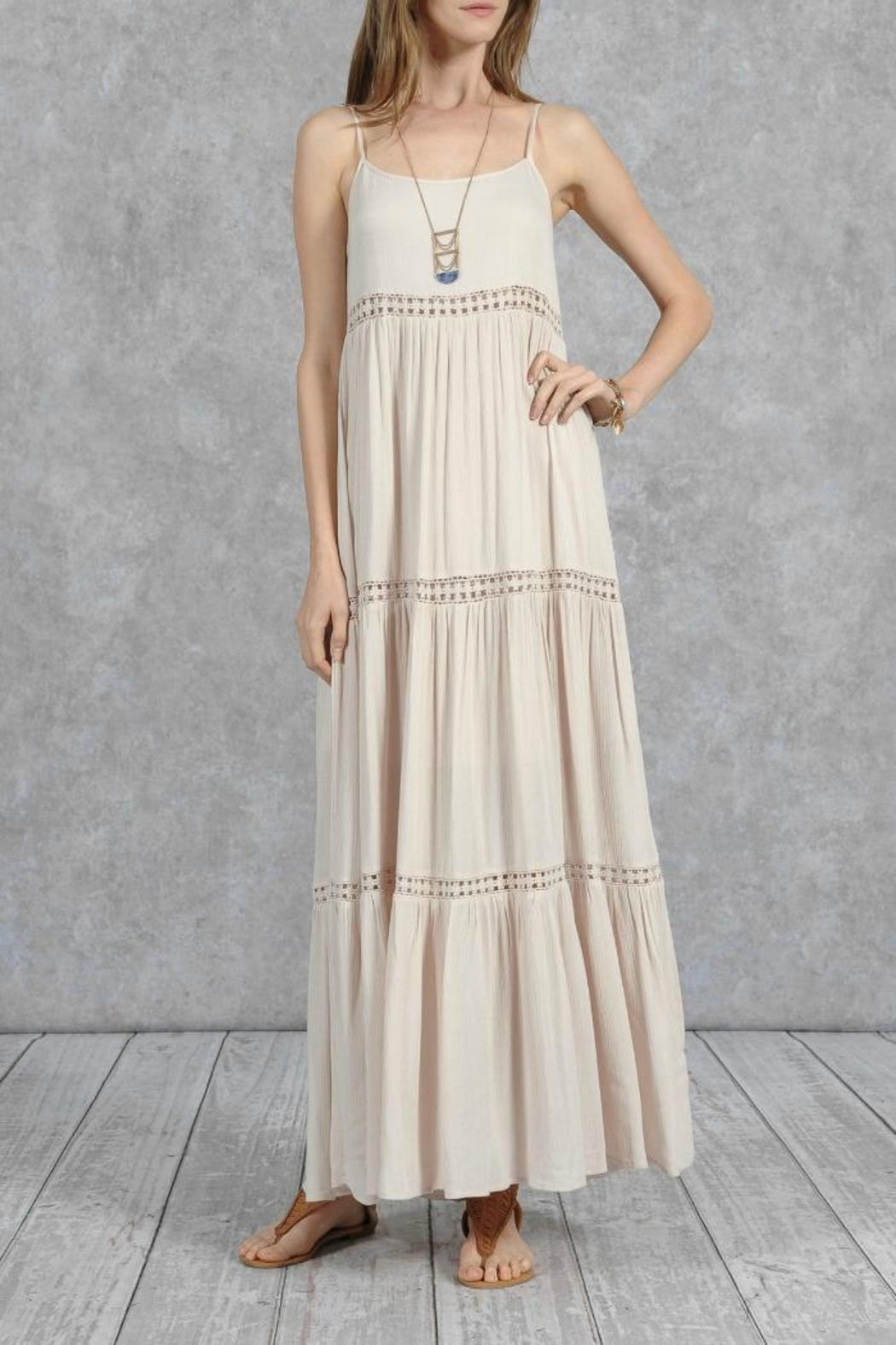 Hyfve Boho Maxi Dress From New Jersey By Making Waves