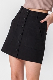 HYFVE Button Up Skirt - Side cropped