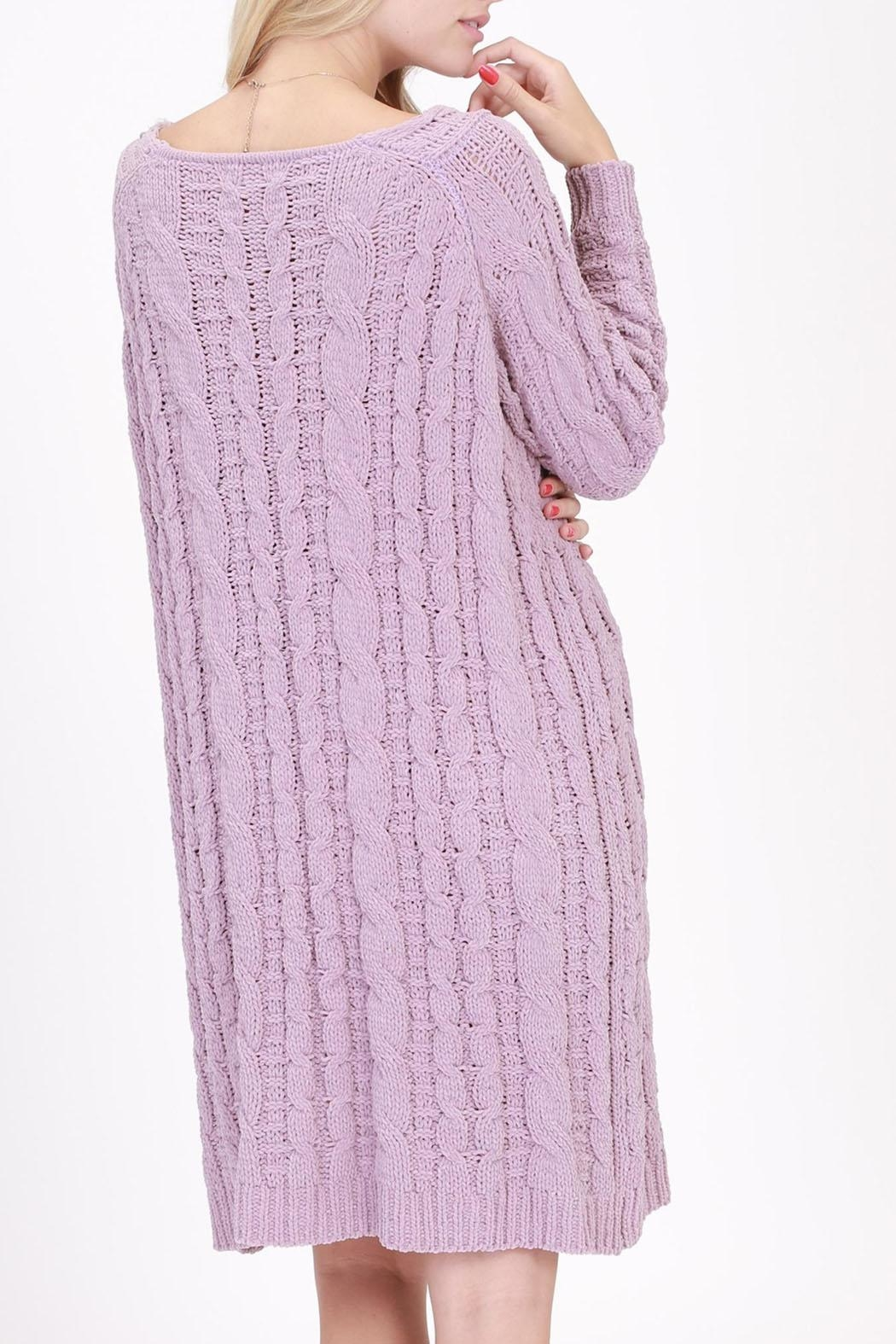 HYFVE Cable Knit Sweater Dress from New Jersey by Making Waves ...