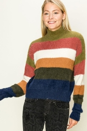 HYFVE Color Block Sweater - Product Mini Image