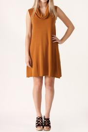 HYFVE Cowl Neck Dress - Product Mini Image
