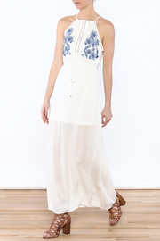 HYFVE Crochet Maxi Dress - Product Mini Image