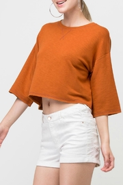 HYFVE Cropped Knit Top - Product Mini Image