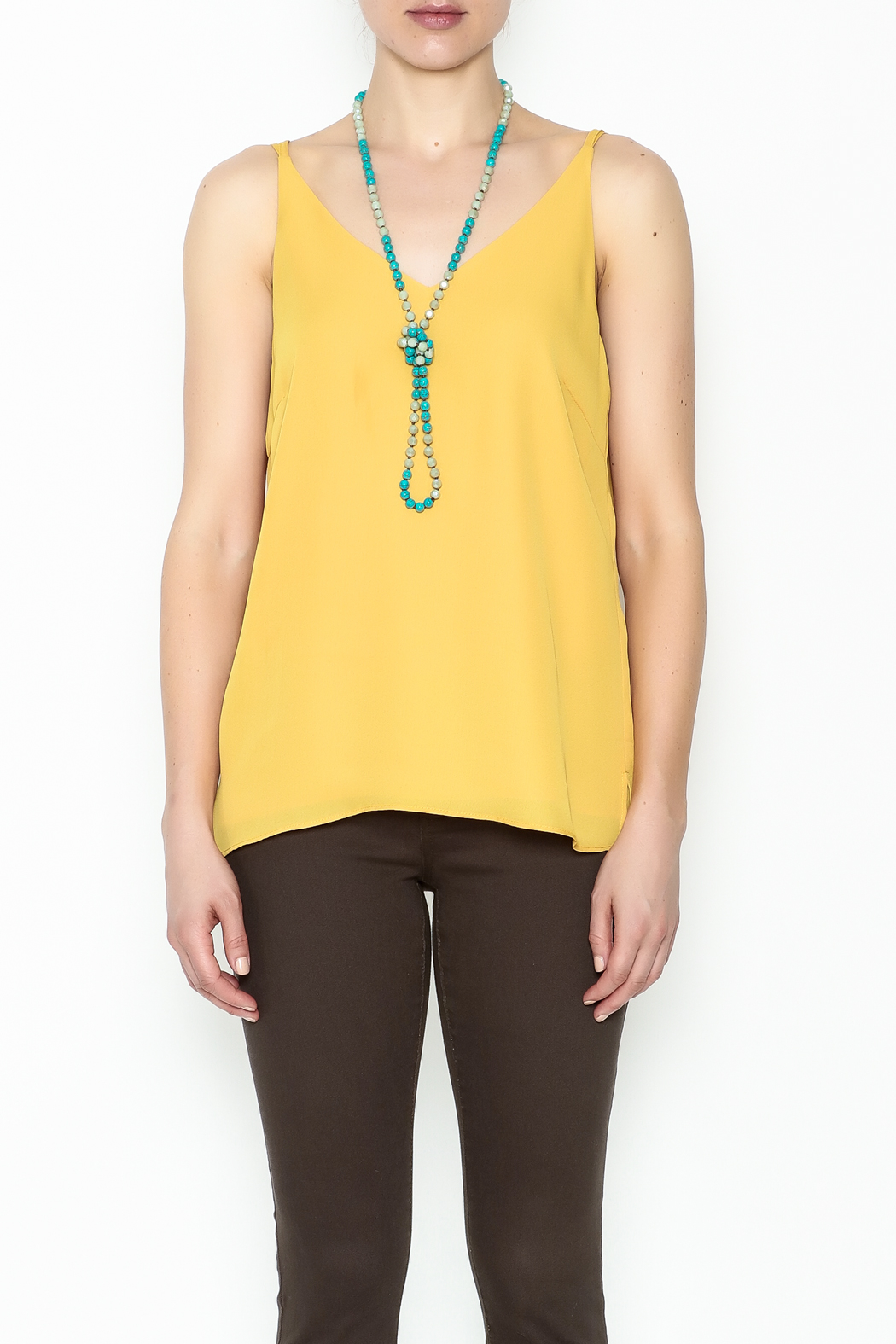 HYFVE Double Strap Top - Front Full Image