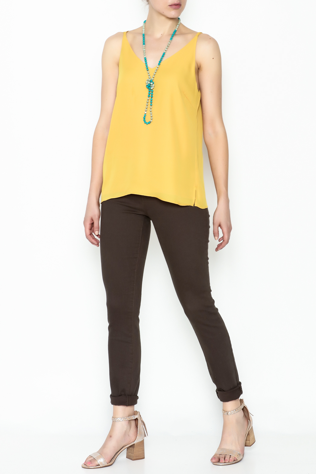 HYFVE Double Strap Top - Side Cropped Image