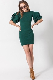 HYFVE Emerald City Dress - Product Mini Image