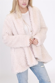 HYFVE Faux Fur Jacket - Product Mini Image